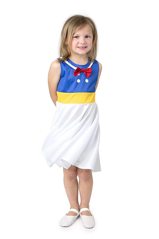 Little Adventures Sailor Twirl Dress (X-Large Size 10)