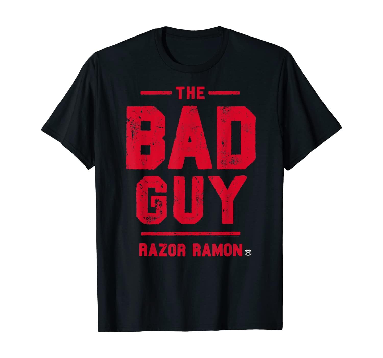 WWE The Bad Guy Razor Ramon Vintage Type