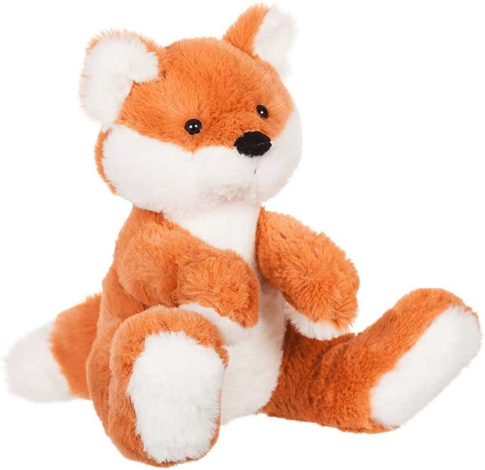 Apricot Lamb Toys Plush Love Fox Stuffed Animal Soft Cuddly Perfect for Child (Love Fox 9 Inches)
