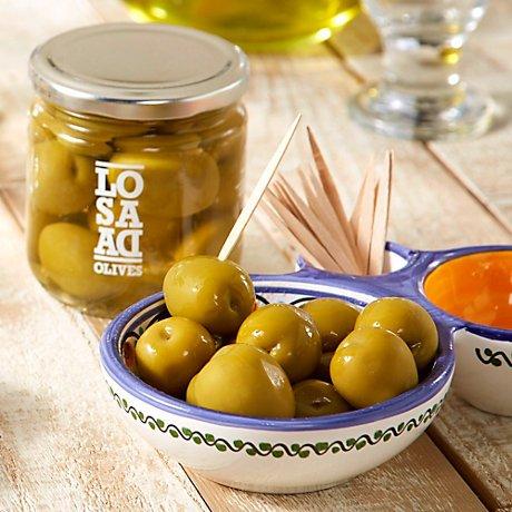 Whole Gordal Olives - 198g