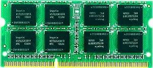 Micron 4GB PC3-12800 1600MHz 1RX8 1.35V SODIMM