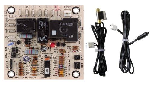 OEM Upgraded Rheem Heat Pump Defrost Control Circuit Board & Sensor 47-102684-83