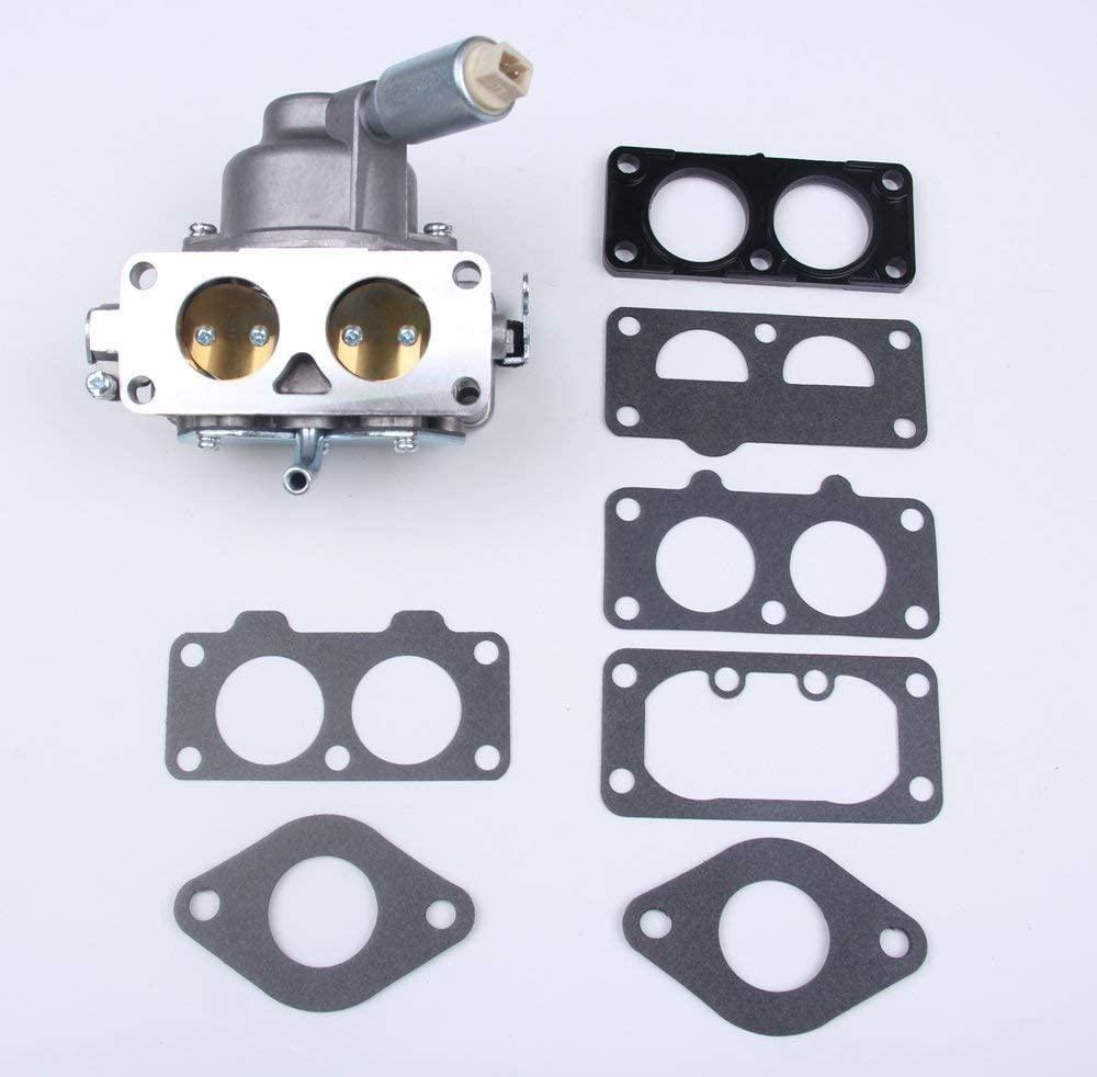 New! Carburetor for Briggs & Stratton 799511 Vanguard Nikki Carb With Gasket