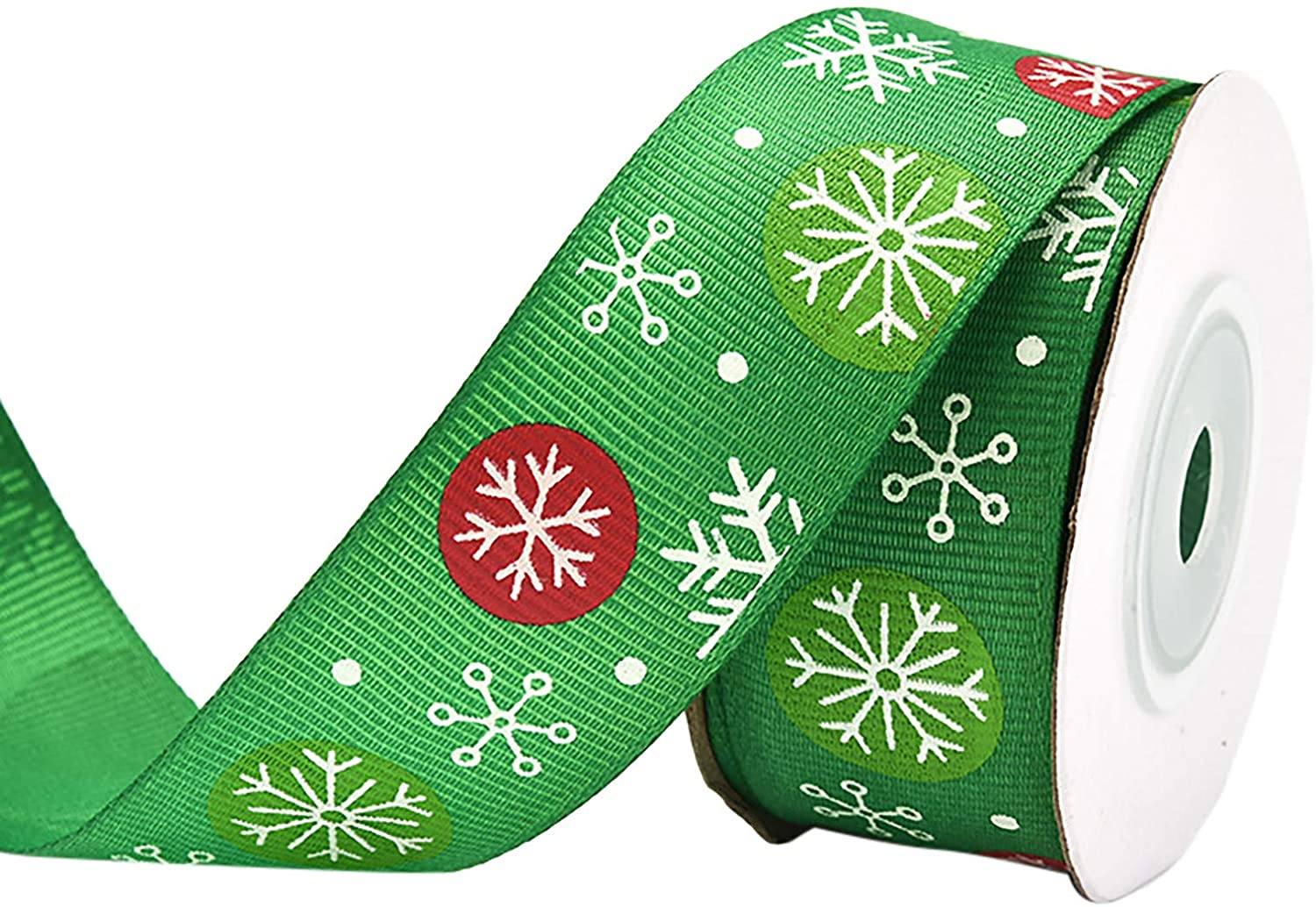 Christmas Ribbon for Gift Wrapping, 10 Yards 1
