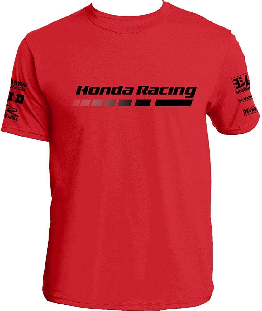 Mayhem Industries Honda Speedline Tee-Red