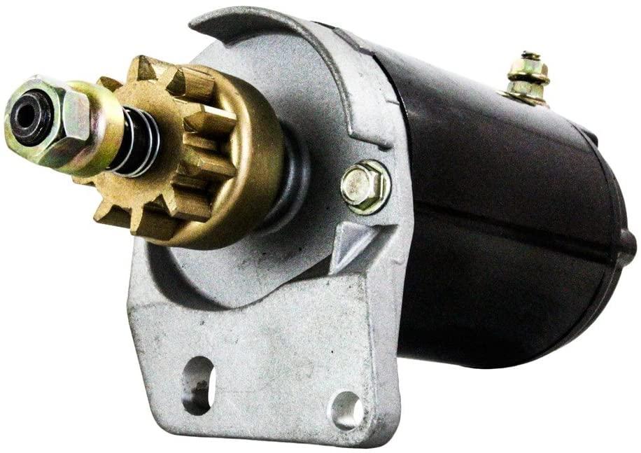 Rareelectrical NEW STARTER MOTOR COMPATIBLE WITH MILLER WELDER B458M ENGINE 1980-1986 CASE UNI-LOADER 1816C 191-0933 1079540-M030SM, 4754840, SM10795, SMH12B81 77115C91, N9552 1079540, SM10795