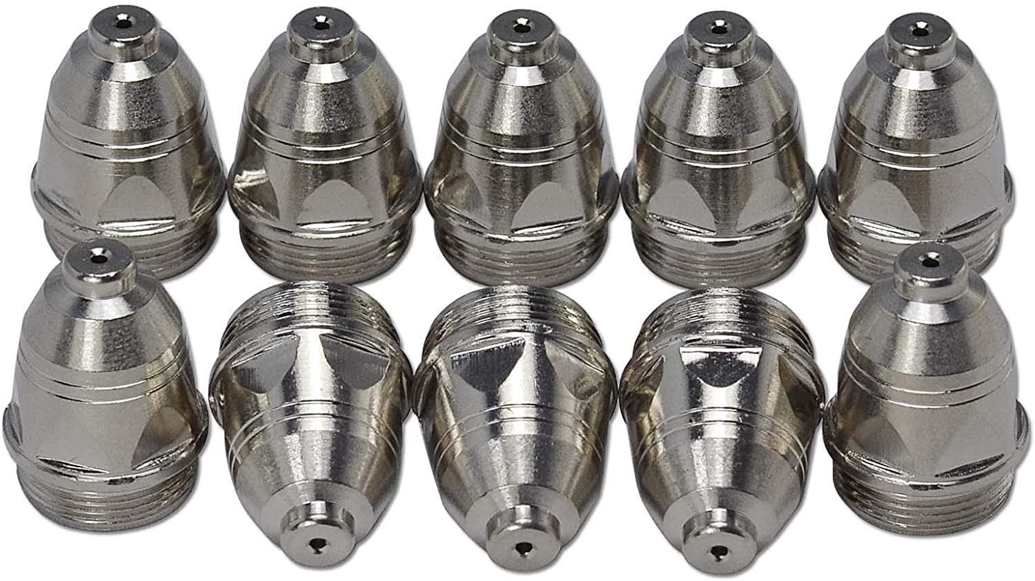P80 P-80 Plasma Tip Nozzle 1.3mm 80Amp Fit Pilot Arc Starting 10pk
