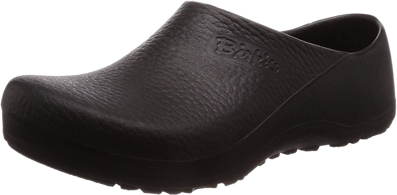 BIRKENSTOCK Clogs Profi-Birki Black 36.0 W EU, Black, Size 5.0