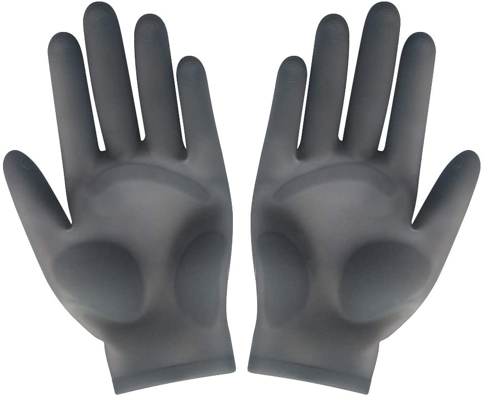 1 Pair Silicone Gloves for Epoxy Resin Casting,Soft and Flexible,Jewelry Making Gloves,DIY Crafts Tools,DIY Jewelry Making Mitten,DIY Craft Resin Casting Gloves
