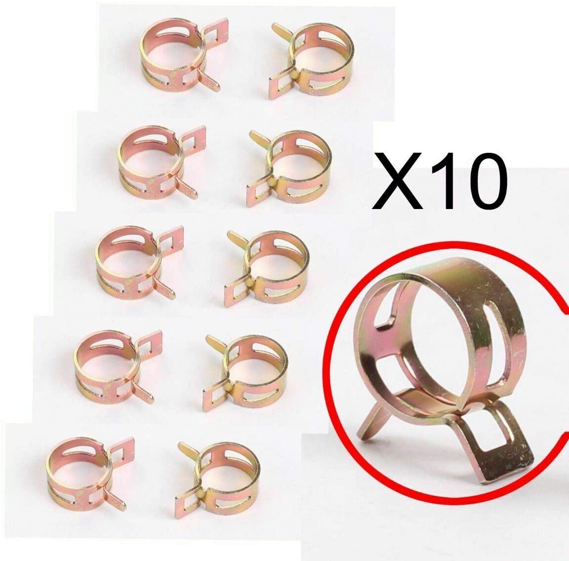 BETTERCLOUD 10 PCS 9mm 0.35