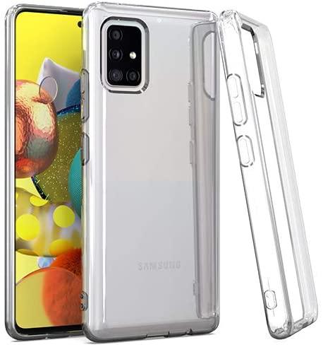 Samsung A51 5g Crystal Skin Clear