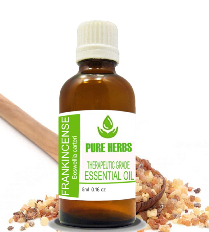 Frankincense Pure & Natural Therapeutic Grade Boswellia Carteri Essential Oil (10ml- 0.33 oz)