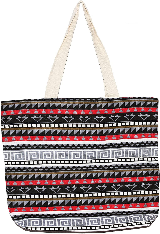 Bohemian Hippie Bag Top Handle Shoulder Tote Handbag Big Size