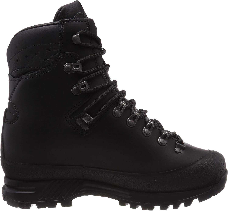 Hanwag Alaska GTX Backpacking Boot - Men's Schwarz/Black, US 10.0/UK 9.0