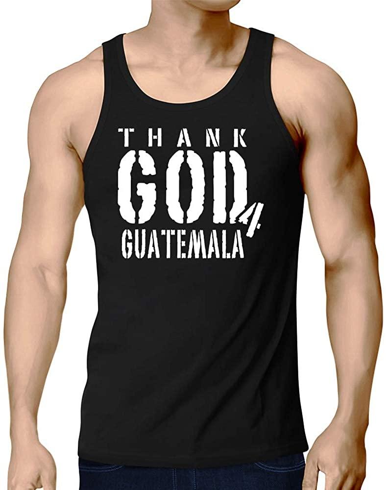 Eddany Thank god for Guatemala Tank Top