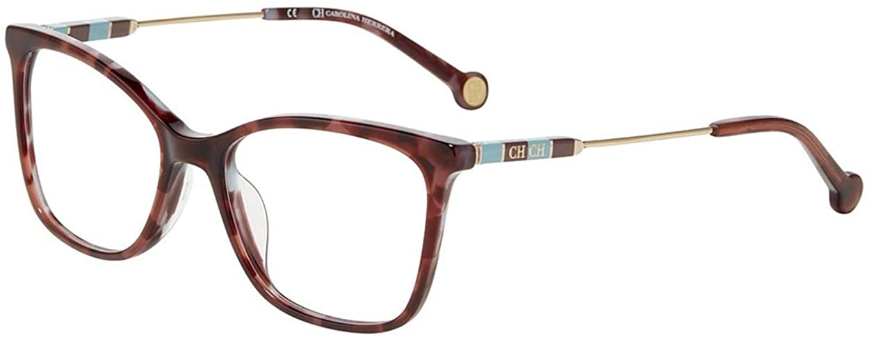 Eyeglasses CH by Carolina Herrera VHE 846 K Tortoise 0ADD