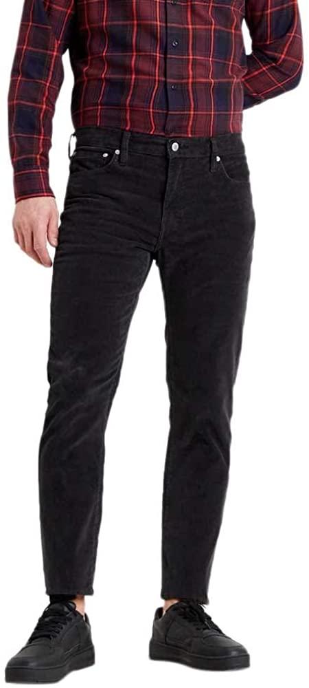 Levi's Men's 511 Slim Jeans, Black, 34W x 34L
