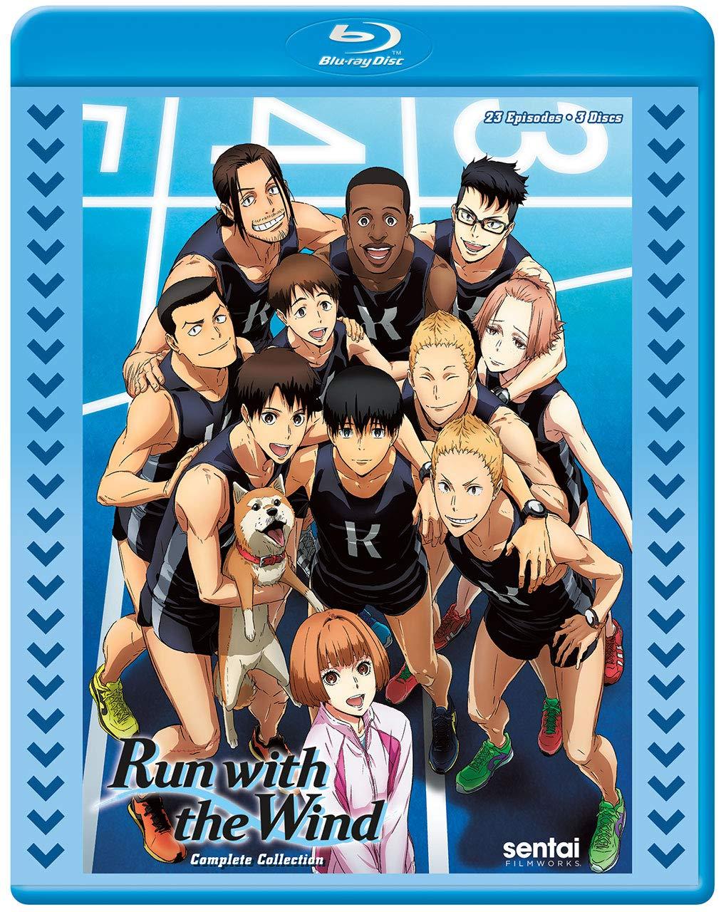 Run With The Wind [Blu-ray]