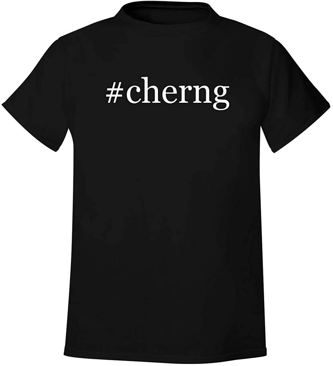 #cherng - Men's Hashtag Soft & Comfortable T-Shirt