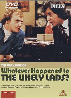 Whatever Happened to the Likely Lads? [ NON-USA FORMAT, PAL, Reg.2.4 Import - United Kingdom ]