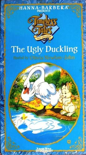 The Ugly Duckling: Timeless Tales - Hanna Barbera (original cover)