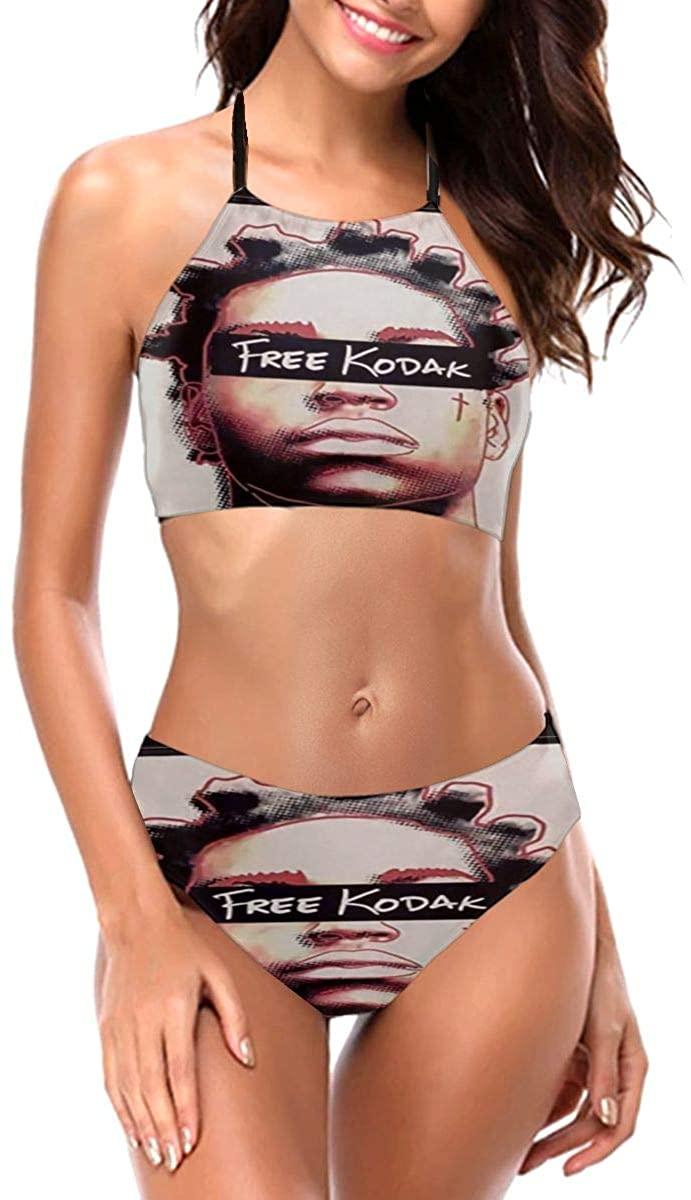 Cmell Free Kodakbikini 2-Piece Swimsuit for Women.
