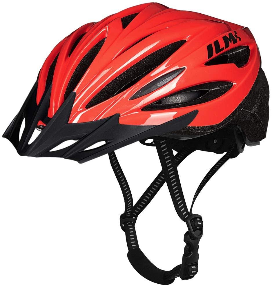 ILM Bike Bicycle Helmet for Women Men Youth Kids Quick Release Strap Lightweight Casco Suits Biking Cycling MTB CPSC Certified