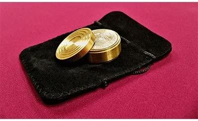 Dominique Duvivier Duvivier Coin Box (Half Dollar) Trick
