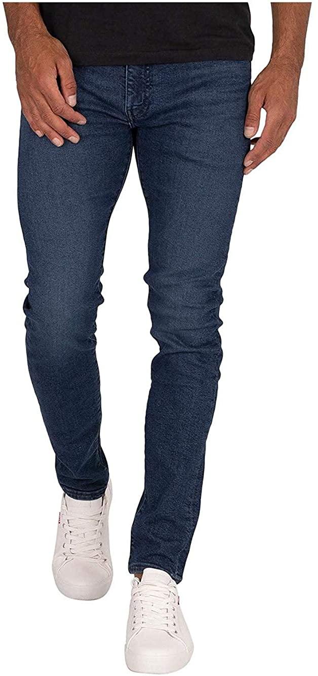 Levi's Men's 519 Extreme Skinny Jeans, Blue, 34W x 32L