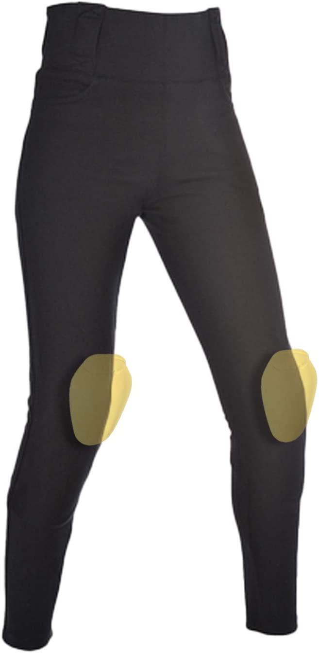 Oxford Unisex-Adult Super Leggings Short Black 6 (Multi-Color, one_size)
