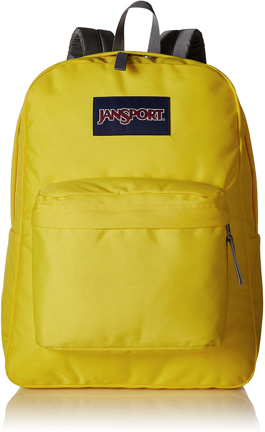 JanSport SuperBreak Yellow Card One Size