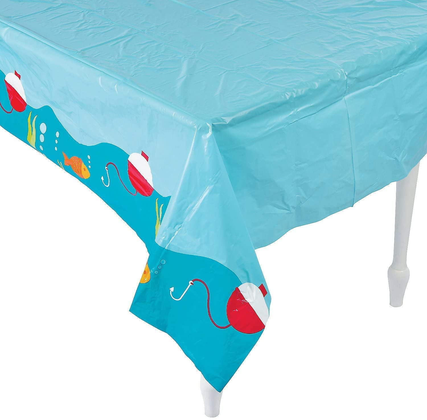 Little Fisherman Table Cover 2 Pack