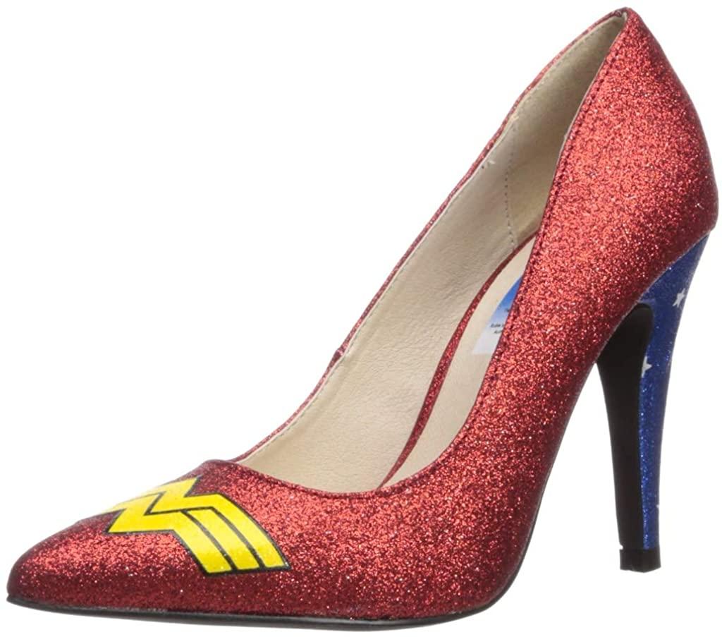 The Highest Heel Women's Classic Wonder Woman Pump