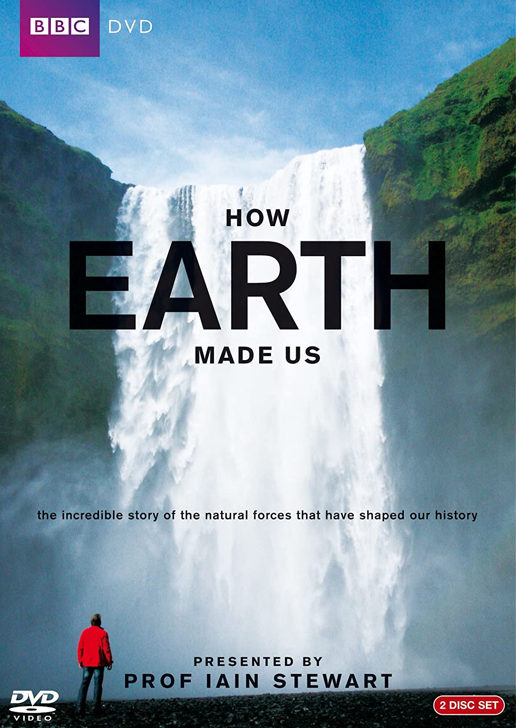 How Earth Made Us ( How the Earth Changed History ) [ NON-USA FORMAT, PAL, Reg.2.4 Import - United Kingdom ]