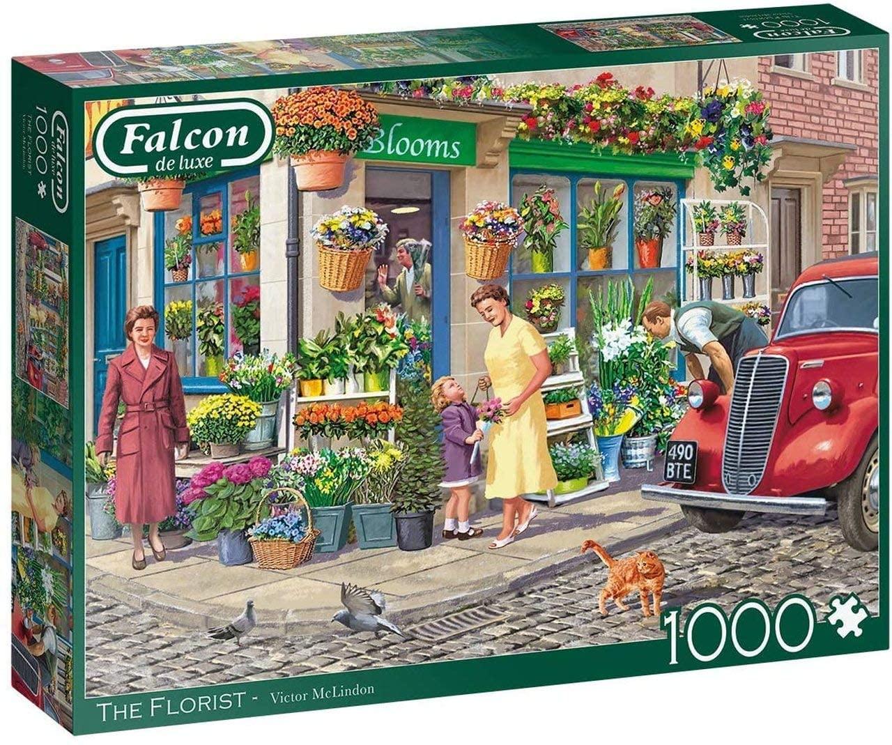 Falcon Games The Florist