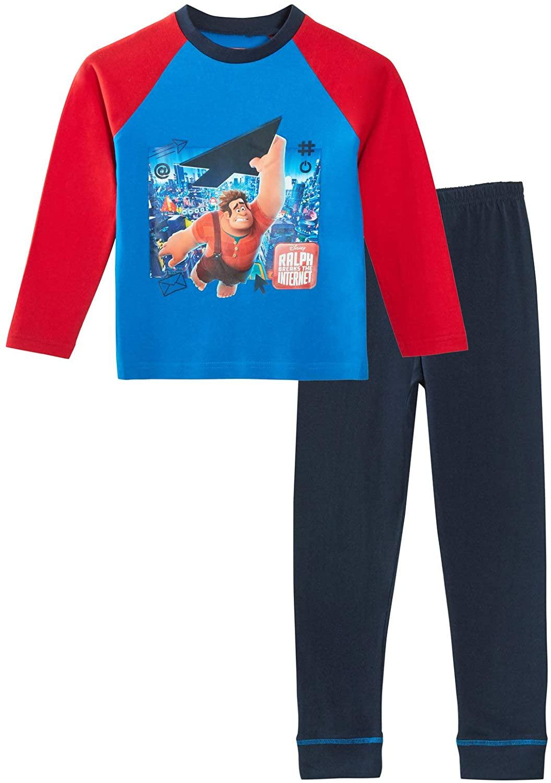 Boys Wreck It Ralph Long Pyjamas