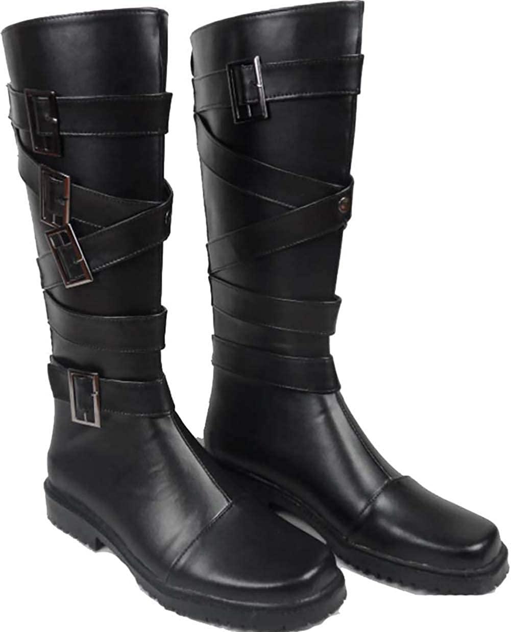 Danganronpa Dangan Ronpa Gundam Tanaka Cosplay Costume Boots Boot Shoes Shoe