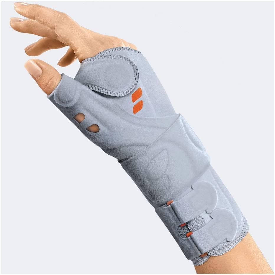 Sporlastic MANU-HIT Pollex Orthosis Left Size XL 07645 Platinum