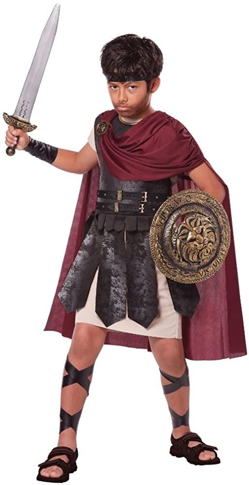 California Costumes Spartan Warrior Costume