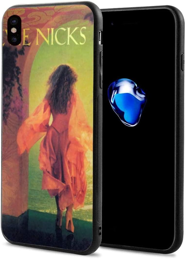 ElizabethCLane Stevie Nicks Trouble in Shangri-La Stylish Design,iPhone X/XS Case,Mobile Phone Case,5.8 Inches