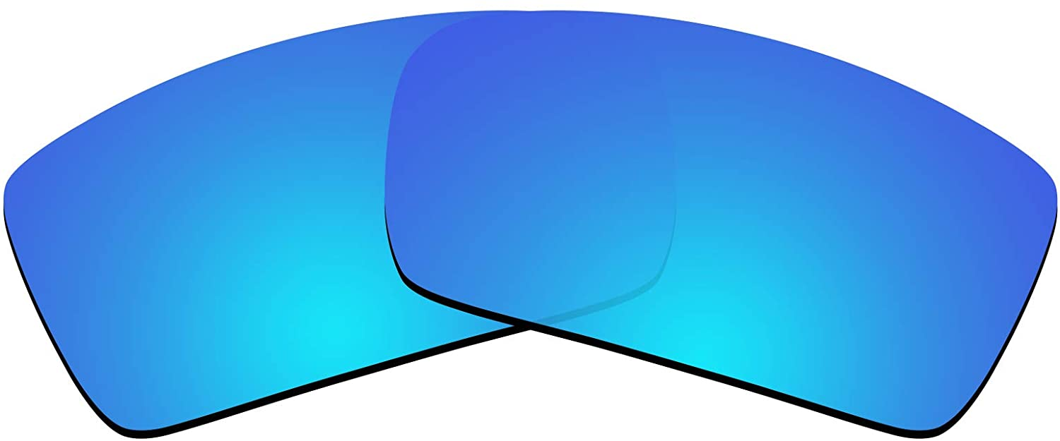 Glintbay 100% Precise-Fit Replacement Sunglass Lenses for Oakley Gascan