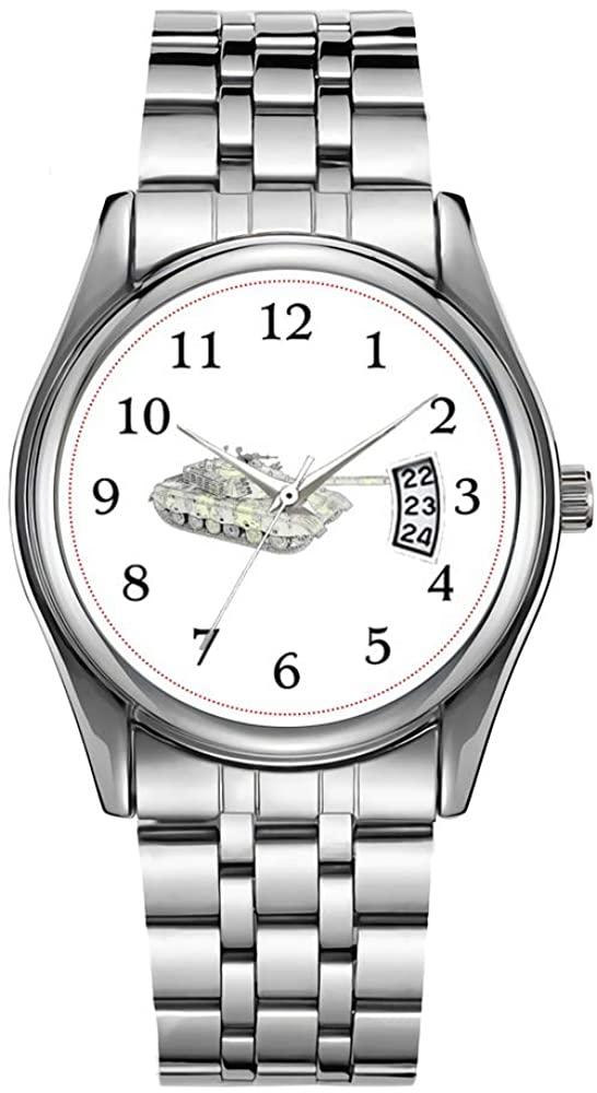 Luxury Men's Watch 30m Waterproof Date Clock Male Sports Watches Men Quartz Casual Christmas Wrist Watch Chinese Type 85-IIAP Tank Wristwatches