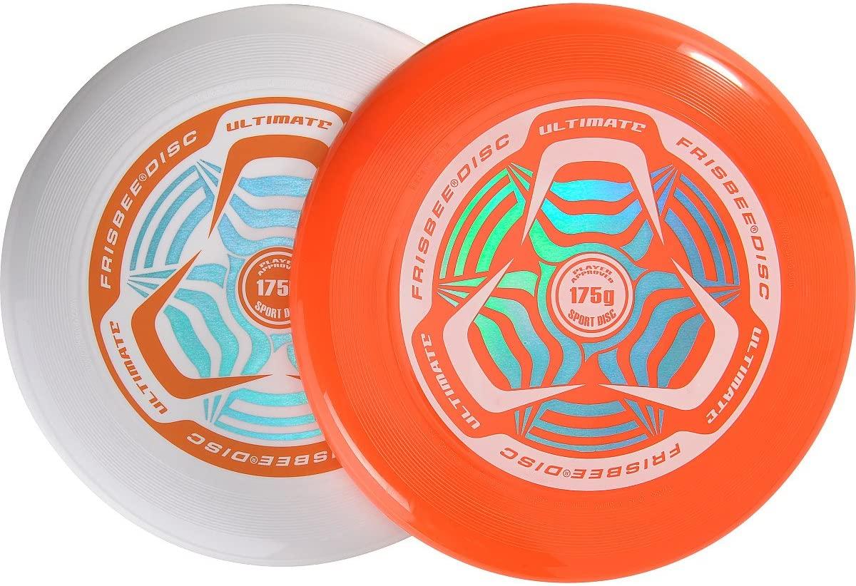 Wham-O Unisex Frisbee Ultimate 175g, Asst, 175g