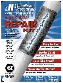 Durapower DPT-4180 Pipe & Hose Repair Kit, 4 x 180