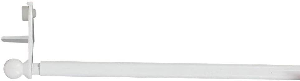 Evideco Adjustable Tension Rod FixVit Diam 0.5 inches-11