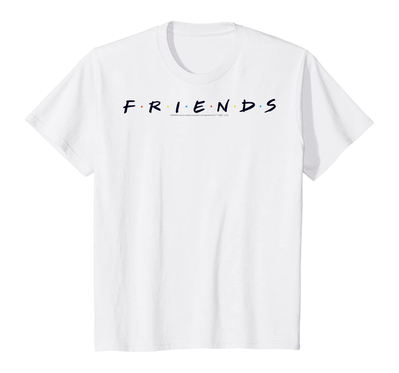 Kids Friends Classic Logo T-Shirt