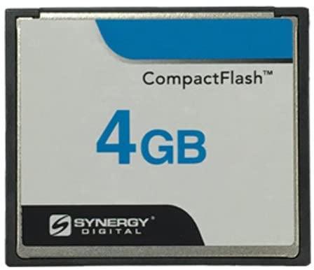 Casio Exilim QV-3000EX Digital Camera Memory Card 4GB CompactFlash Memory Card
