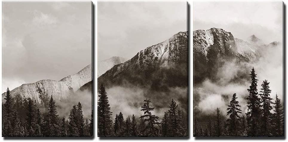 wall26 - Banff National Park Canada - Canvas Art Wall Art - 24