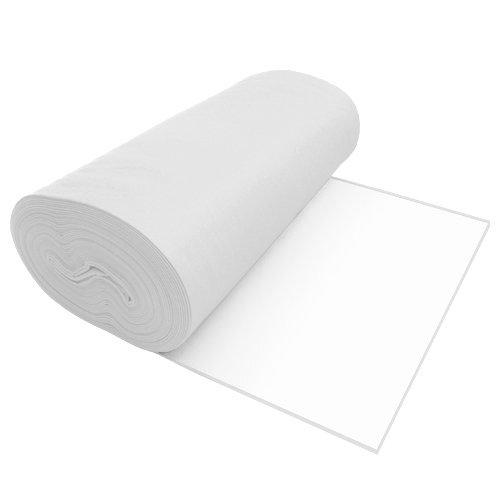Premium Felt with Adhesive White 1001-36