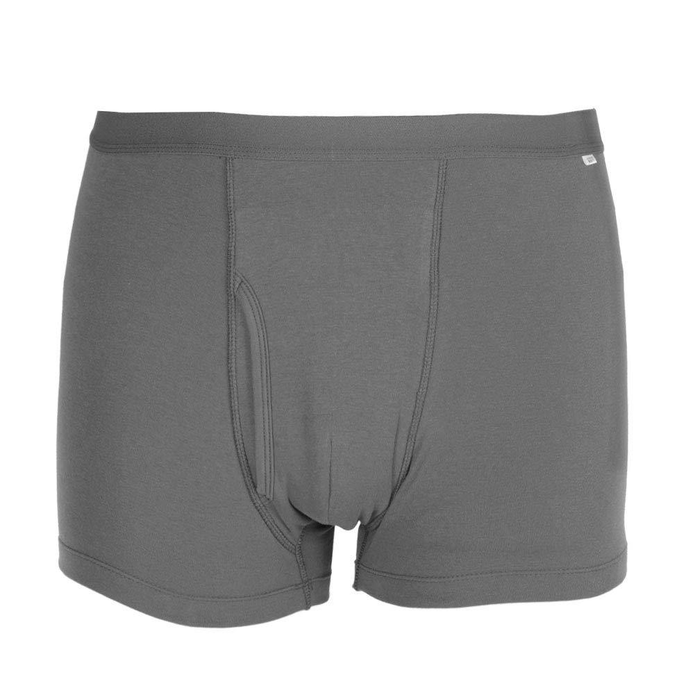 Incontinence Underwear for Men, 95% Cotton + 5% Polyester Washable Reusable Cotton Breathable Incontinence Underwear (XXL)